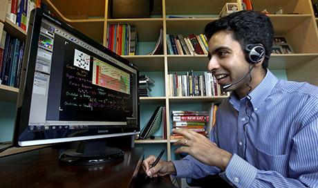 "USA - Business - Salman Khan Works with Educational Tutorial ""Cellular Respiration"""